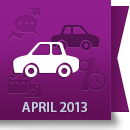 April 2013 Facebook Report: Automobile Industry image