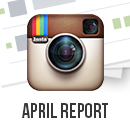 April Instagram Report: A New Superstar Emerges image