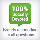 Brands That Get it 100% Right - Socially Devoted on Facebook image