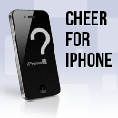 CheerMeter Chases The iPhone 5 image