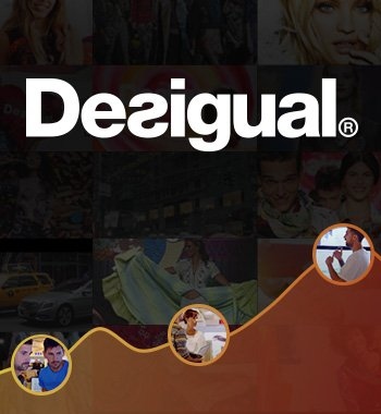 Check Out How Desigual Are Taking Their Fans To #NYFW on Social image