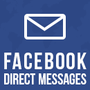 Facebook Pages Without Direct Message Button Get 5X More Wall Posts image
