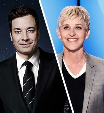 How Ellen & The Tonight Show Keep Fans Laughing on Social image