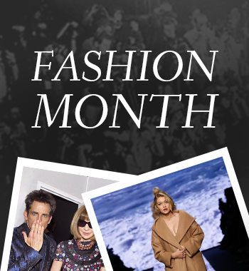 A Big Month for Fashion on Social image