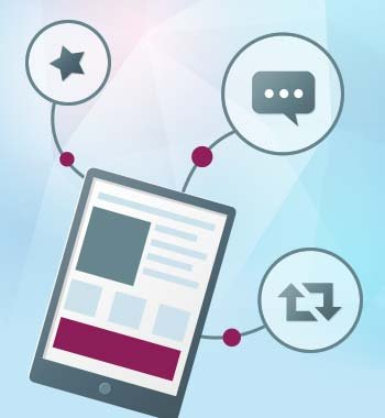 How Social Engagement Drives Site Conversions image