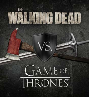 The Walking Dead and Game of Thrones: Keeping Fans Engaged on the Second Screen image