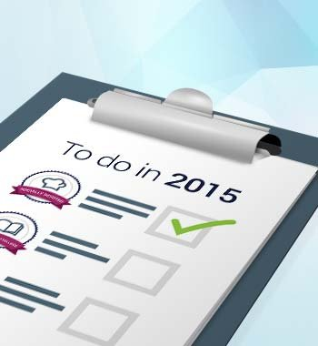 Three Social Marketing Resolutions for 2015 image