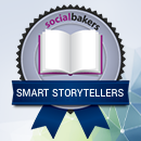 "Socialbakers Unveils a New Social Benchmark: ""Smart Storytellers"" image"