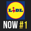Infographic: Lidl #1 European Food Retailer on Facebook image