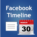 March 30th: Your Facebook Timeline Deadline image
