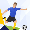 Measure Team Spirit with the Socialbakers World Cup Cheermeter image
