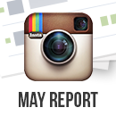 Nike, Nashville, and a New Record Holder: The May Instagram Report image