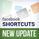 Save Time with Facebook Shortcuts image