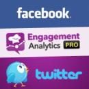 Socialbakers Analytics Pro is the standard for Twitter & Facebook comparisons image