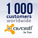 Socialbakers Celebrates Their 1 000th Customer: Avast! Software image