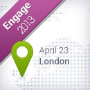 Socialbakers' Engage 2013 Conference is Just Around the Corner! image