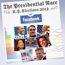 Socialbakers' Study and Infographic Reveals the Most Engaging and Influential U.S. Presidential Candidates on Facebook image