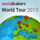 Socialbakers World Tour: Local Facebook Data for Germany! image