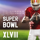 Super Bowl 2014 Advertisers Hit the Gridiron image