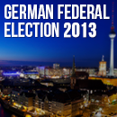 The German Federal Election 2013 [Infographic] image