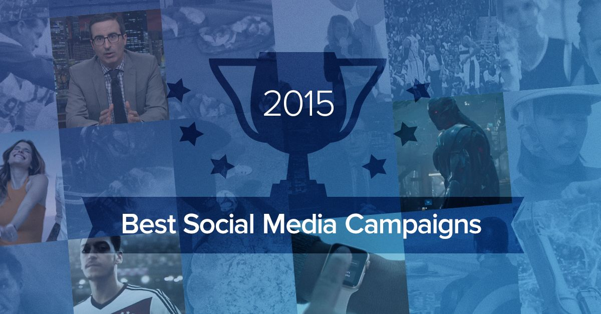 The Five Best Social Campaigns of the Year image