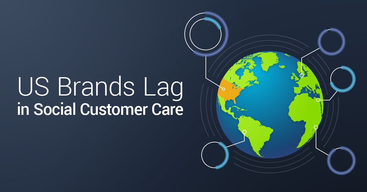 US Companies Rank Among Worst Globally in Social Customer Care image
